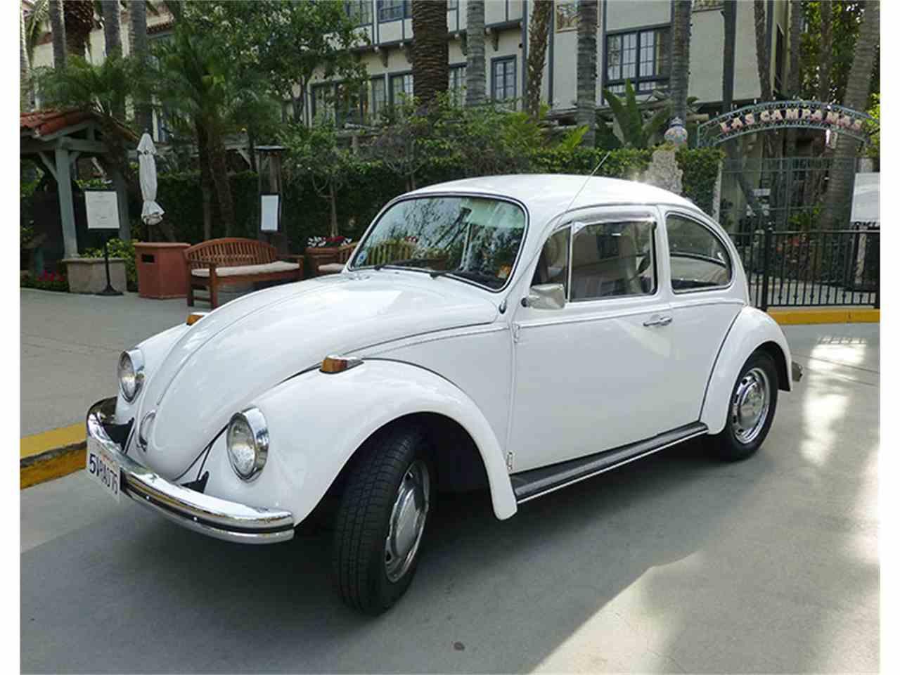 1969 volkswagen beetle for sale cc 1033209. Black Bedroom Furniture Sets. Home Design Ideas