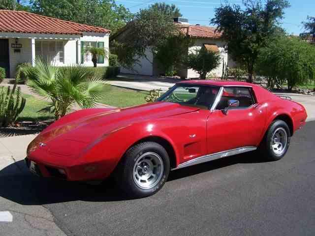 1977 Chevrolet Corvette | 1033211