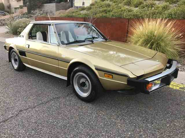 1978 Fiat X1/9 | 1033216