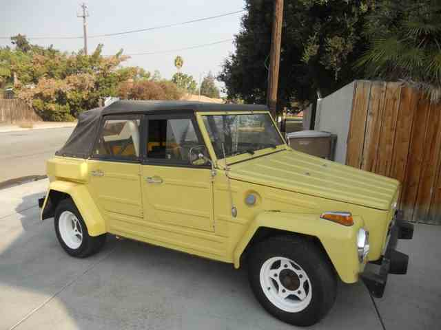 1974 Volkswagen Thing | 1033218