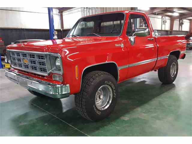 1978 Chevrolet K-10 | 1033225