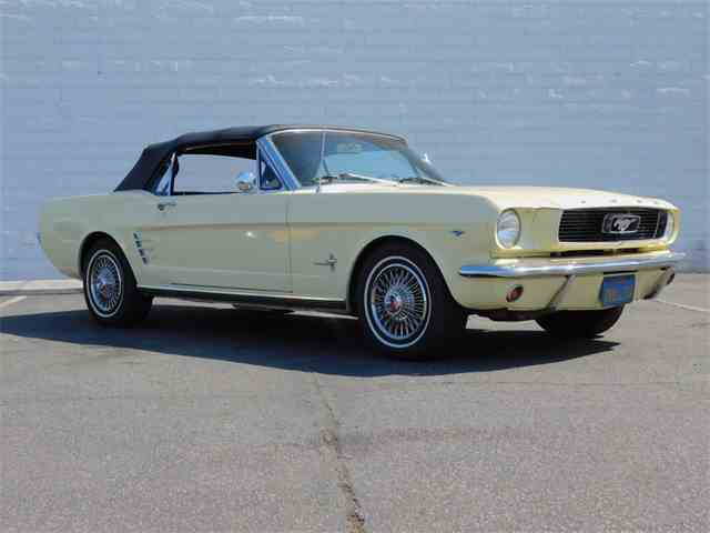 Picture of '66 Mustang - M58S