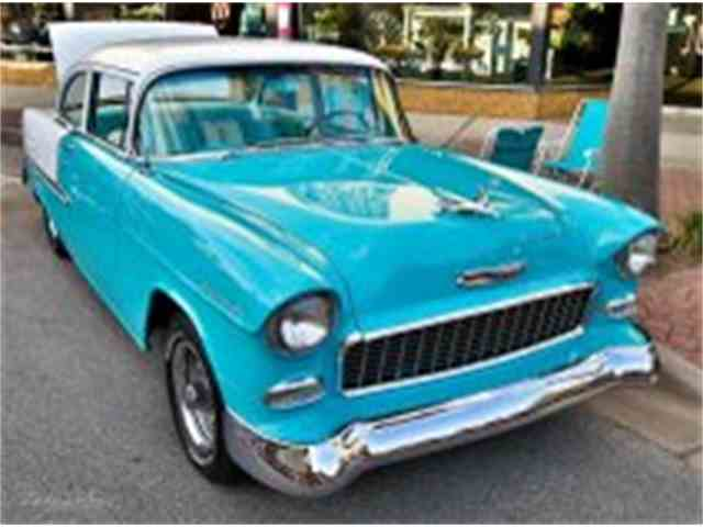 1955 Chevrolet Bel Air | 1033232