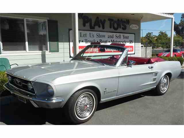 1967 Ford Mustang | 1033246