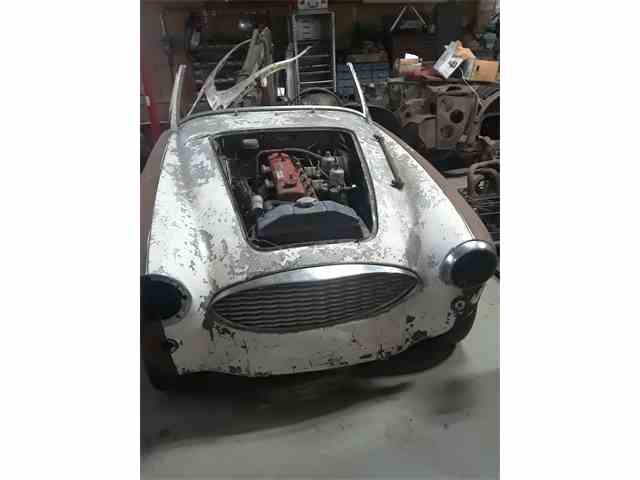 1962 Austin-Healey 3000 Mark II | 1033248