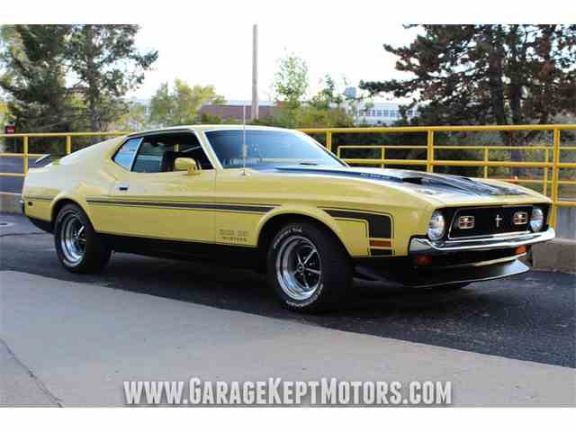 1971 Ford Mustang | 1033264
