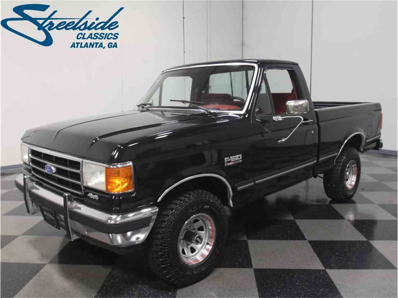 1989 ford f150 for sale cc 1033280. Black Bedroom Furniture Sets. Home Design Ideas