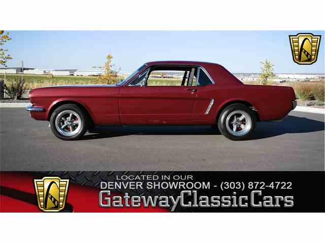 1965 Ford Mustang | 1033281
