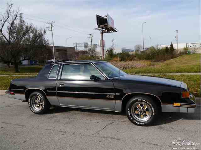 1987 Oldsmobile Cutlass Supreme | 1033296