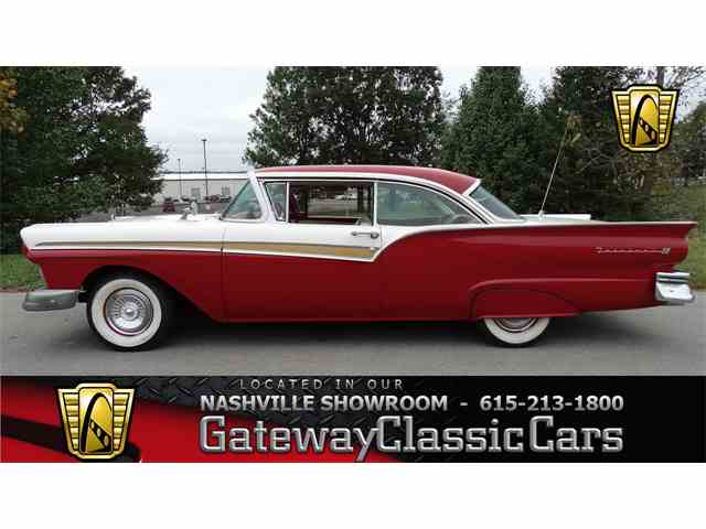 Picture of Classic '57 Ford Fairlane Offered by Gateway Classic Cars - Nashville - M5AU