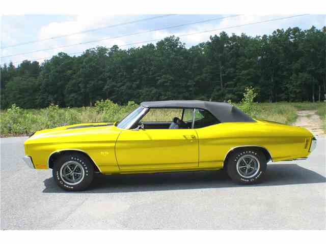 1970 Chevrolet Chevelle SS | 1033304
