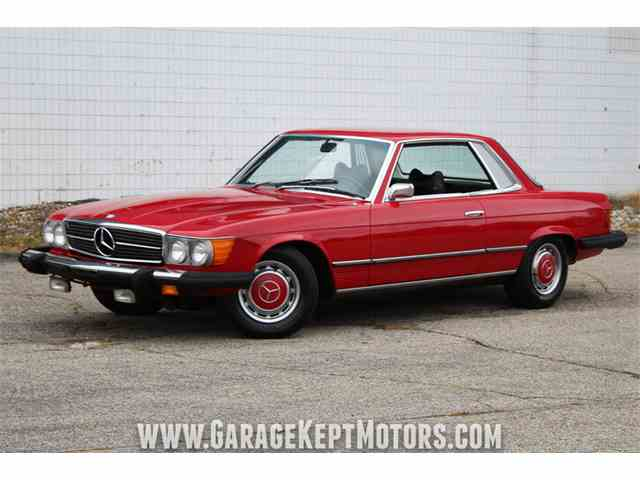 1974 Mercedes-Benz 450SL | 1033305