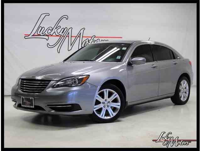 2013 Chrysler 200 | 1033325