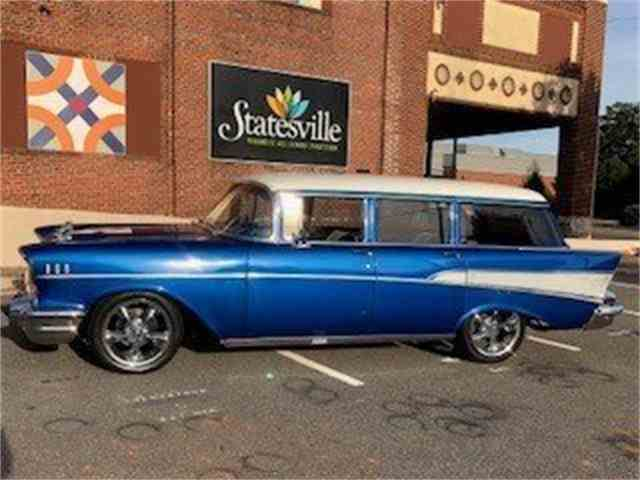 1957 Chevrolet Bel Air Wagon | 1033332