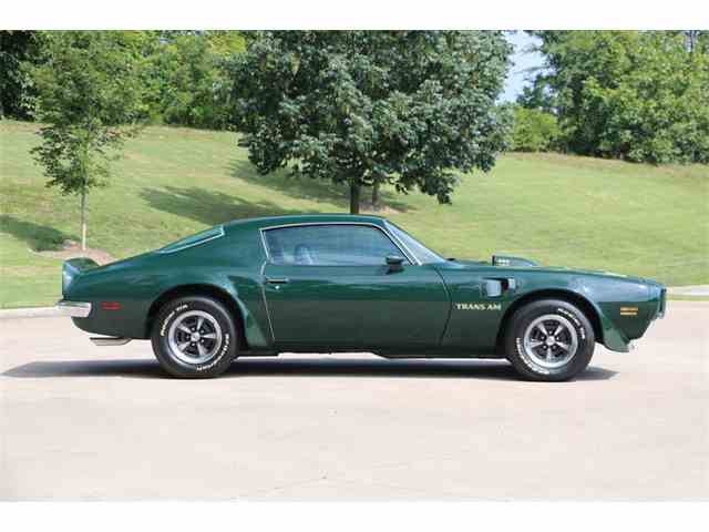 1973 Pontiac Firebird Trans Am | 1033338