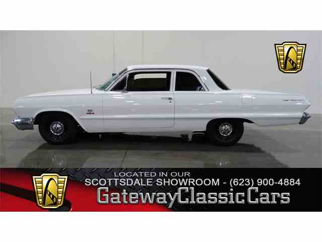 Picture of 1963 Chevrolet Bel Air - $36,995.00 Offered by Gateway Classic Cars - Scottsdale - M5BY