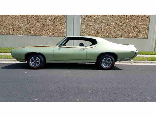 1969 Pontiac GTO | 1033346