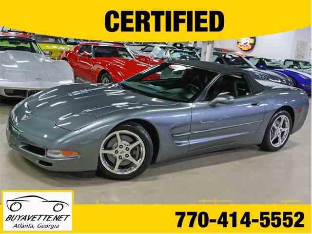 2003 Chevrolet Corvette | 1033351
