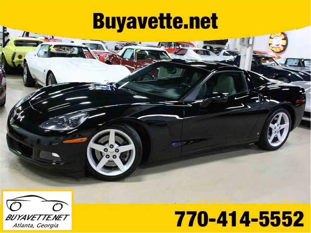 2006 Chevrolet Corvette for Sale - CC-1033352