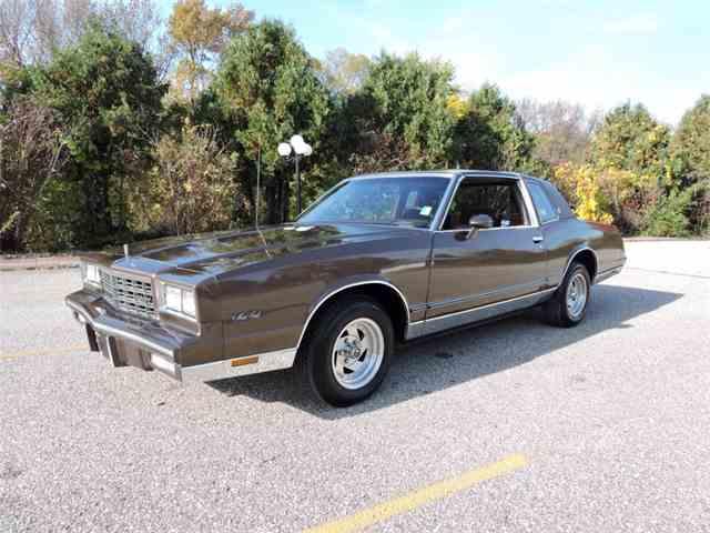 1984 Chevrolet Monte Carlo | 1033369