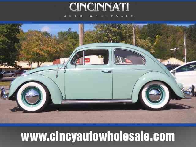 1961 Volkswagen Beetle | 1033371