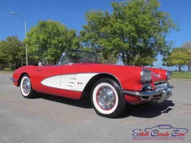 1960 Chevrolet Corvette | 1033377