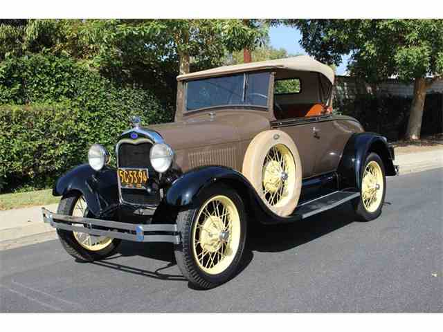 1929 Ford Model A | 1033385