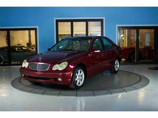 2002 Mercedes-benz C-240 | 1033393