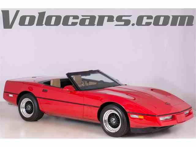 1986 Chevrolet Corvette | 1033394
