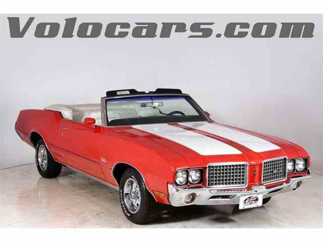 1972 Oldsmobile Cutlass Supreme | 1033403