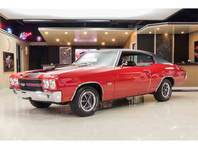Picture of '70 Chevelle SS 454 LS6 Recreation - M5DO