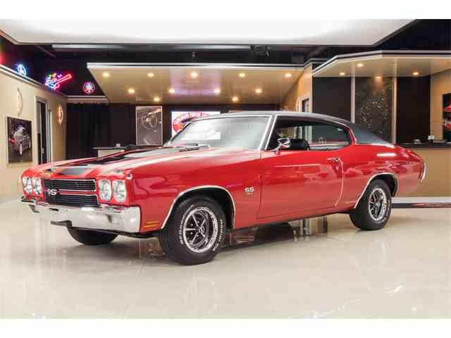 1970 Chevrolet Chevelle SS 454 LS6 Recreation | 1033404