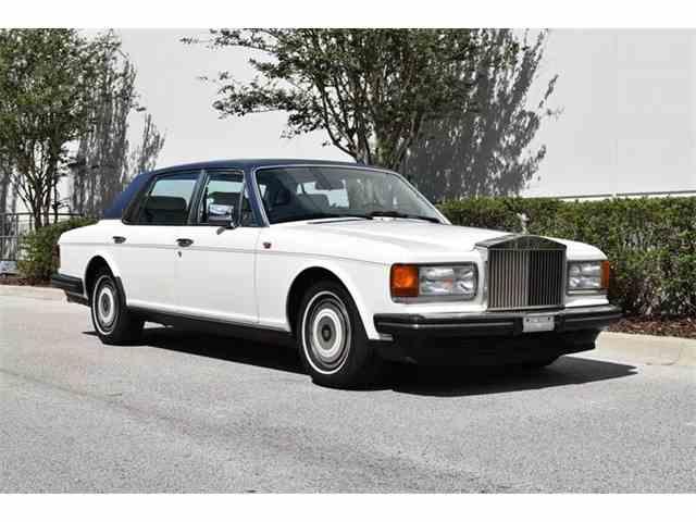 1989 Rolls-Royce Silver Spur   1033407