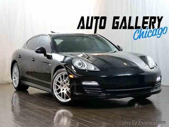 2010 Porsche Panamera | 1033408