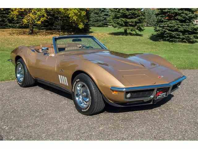 1969 Chevrolet Corvette | 1033410