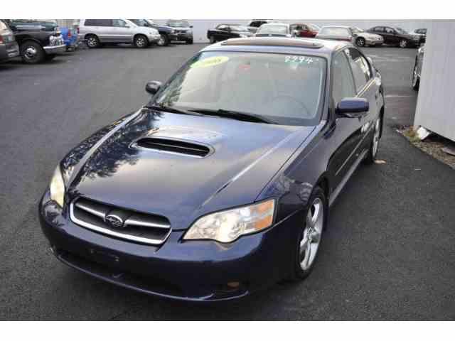 2006 Subaru Legacy | 1033436