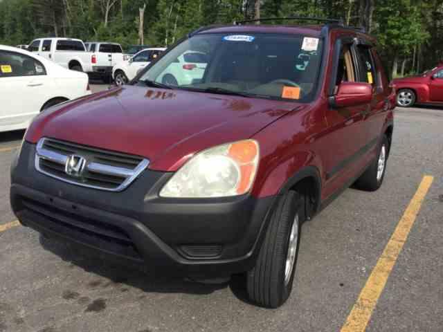 2004 Honda CRV | 1033437