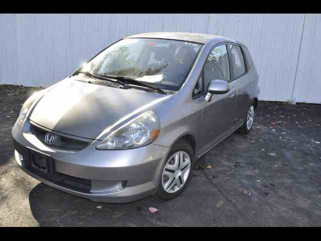 2008 Honda Fit | 1033443