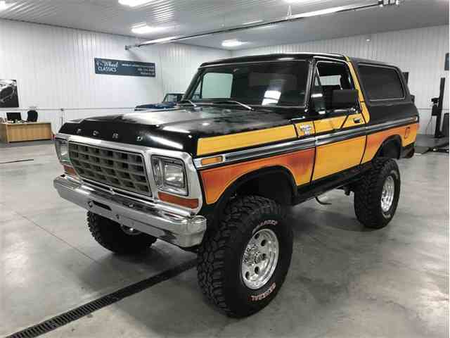 1979 Ford Bronco | 1033444
