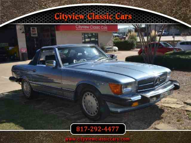1988 Mercedes-Benz 560 | 1033455