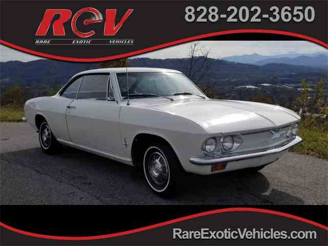 Picture of Classic 1967 Chevrolet Corvair Monza - $13,497.00 - M5FC