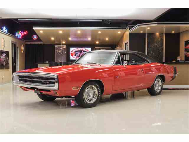 1970 Dodge Charger R/T V-Code 440 Six Pack | 1033465