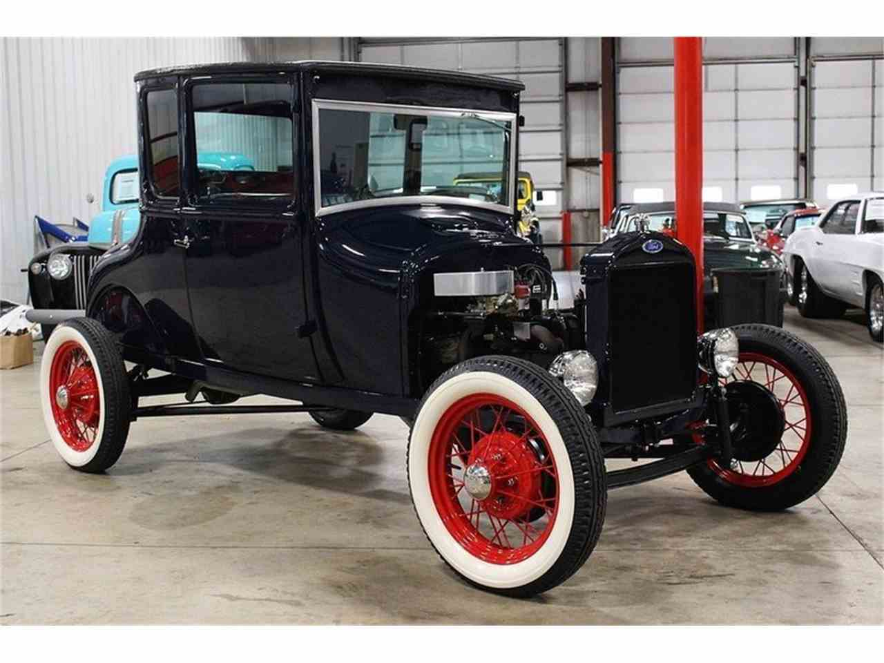 Large Picture of '27 Model T - M5FL