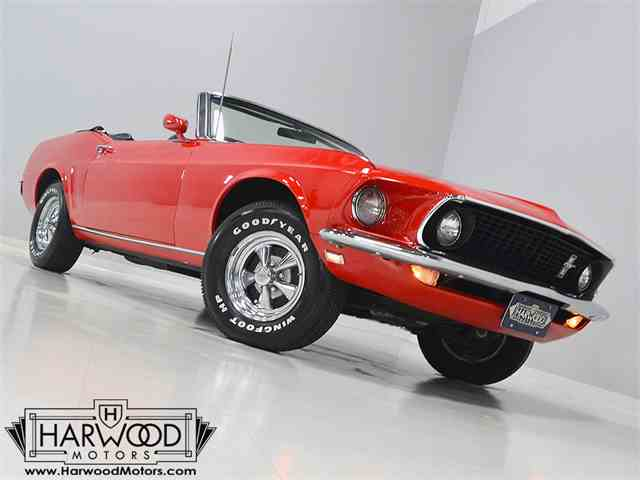 1969 Ford Mustang | 1033482