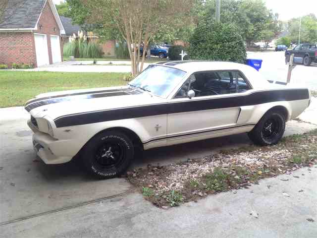 Picture of '65 Mustang - M5FY