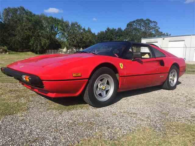 1981 Ferrari 308 GTSI   1033489
