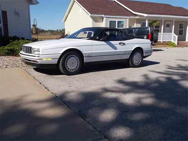 1992 Cadillac Allante | 1033500