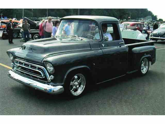 Picture of '57 Chevrolet 3100 located in OREGON - M5GD