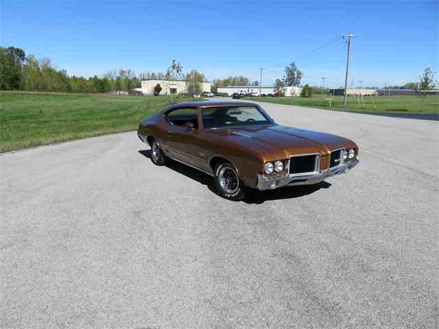 1972 Oldsmobile Cutlass | 1033503