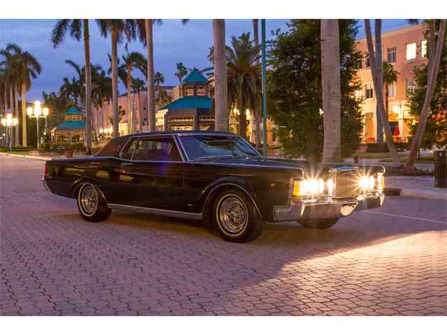 1969 Lincoln Continental Mark III | 1033505
